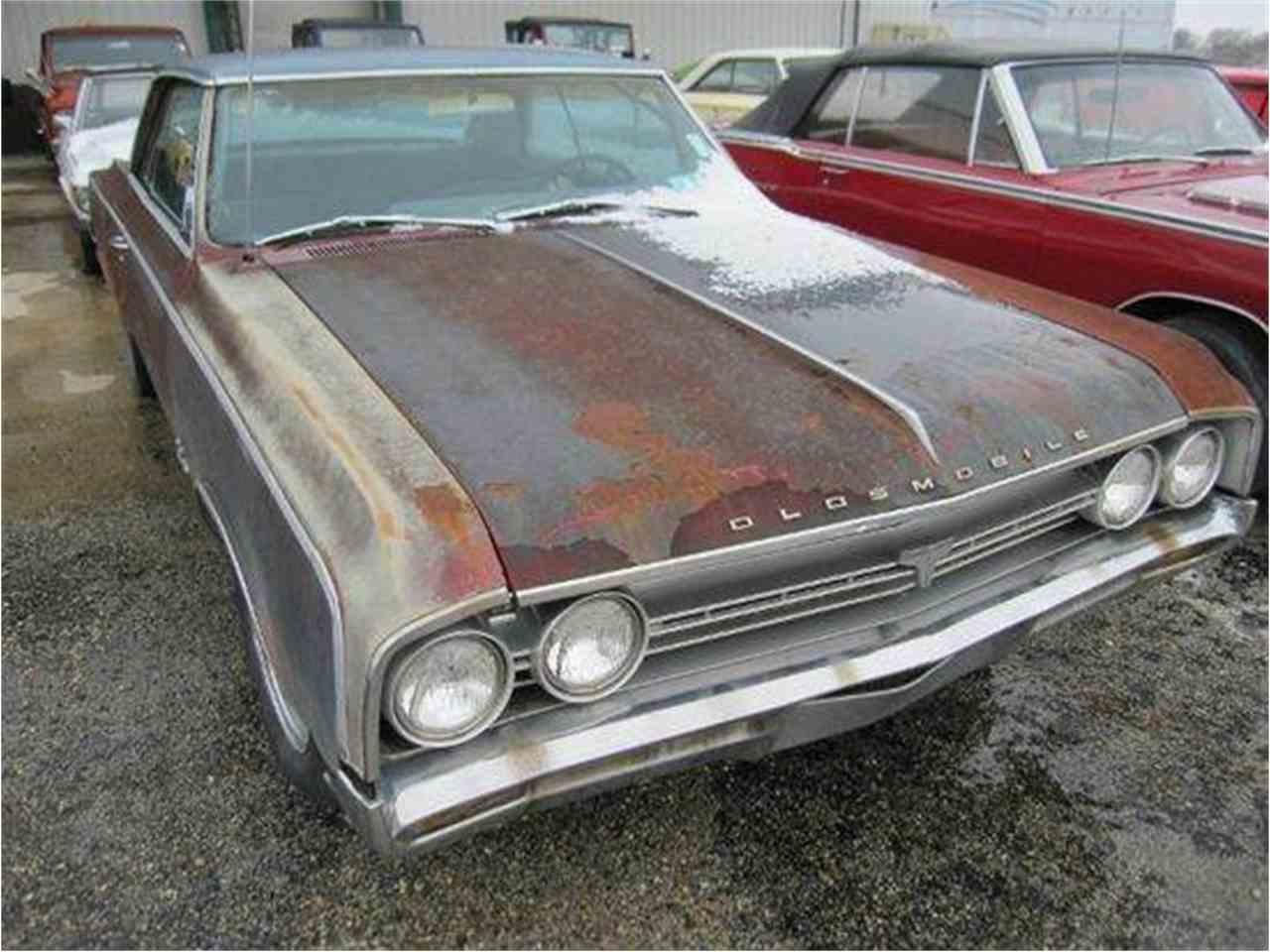 Old Oldsmobile For Sale 92