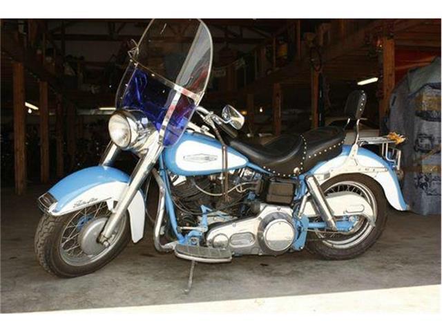 1968 Harley-Davidson Electra Glide | 599154