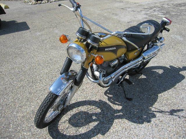 1971 Honda CL350 | 599155