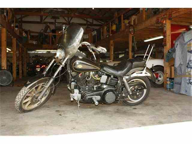 1981 Harley-Davidson Motorcycle | 599169