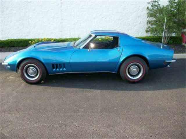 1968 Chevrolet Corvette | 599177