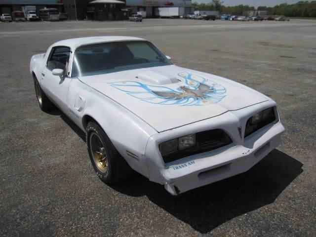 1978 Pontiac Firebird Trans Am | 599180