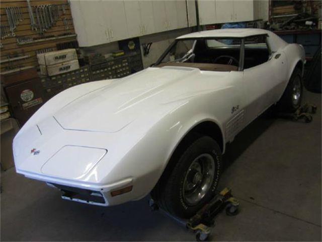 1972 Chevrolet Corvette | 599198