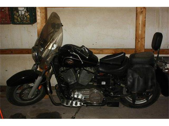 2002 Victory Motorcycle | 599199