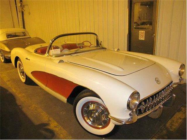 1956 Chevrolet Corvette | 599208