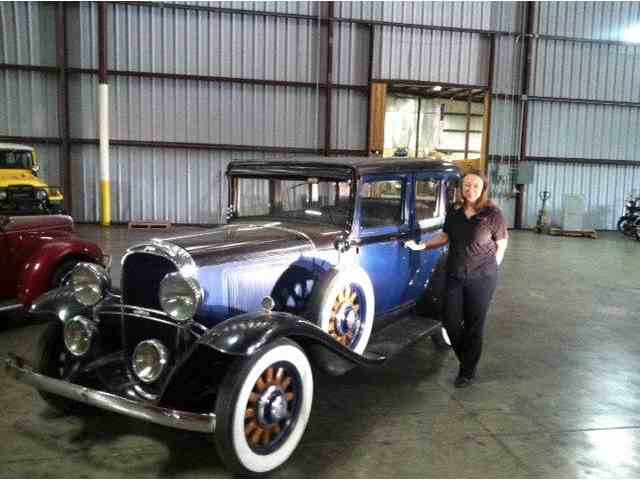 1931 Oldsmobile Custom Cruiser | 599213