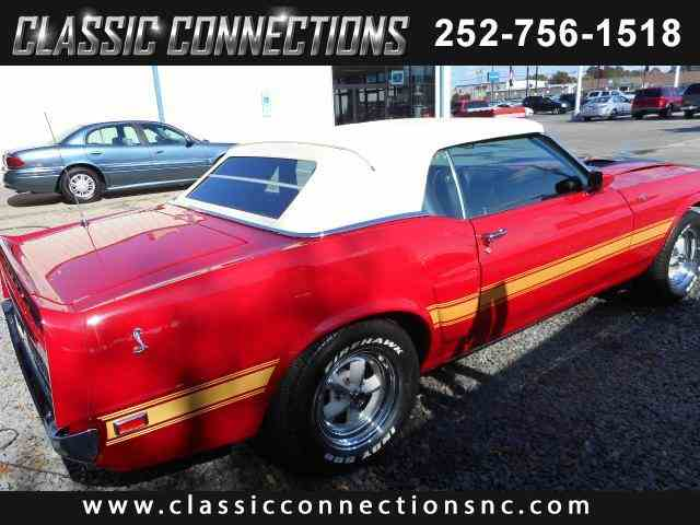 1970 Ford Mustang   599301