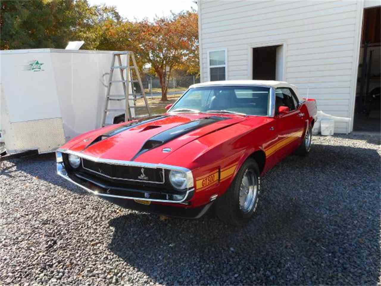 Large Picture of '70 Mustang - CUF9