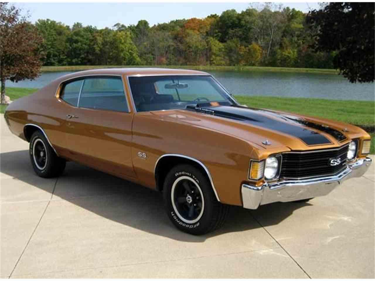 1972 Chevrolet Chevelle SS for Sale - CC-599326