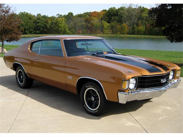 1972 Chevrolet Chevelle SS | 599326