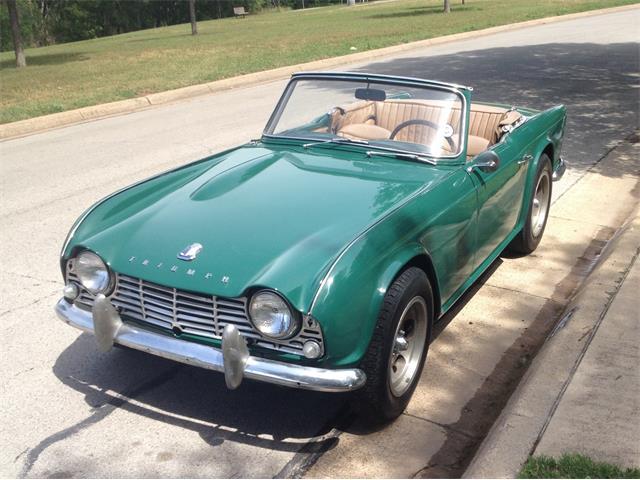 1963 Triumph TR4 | 599673