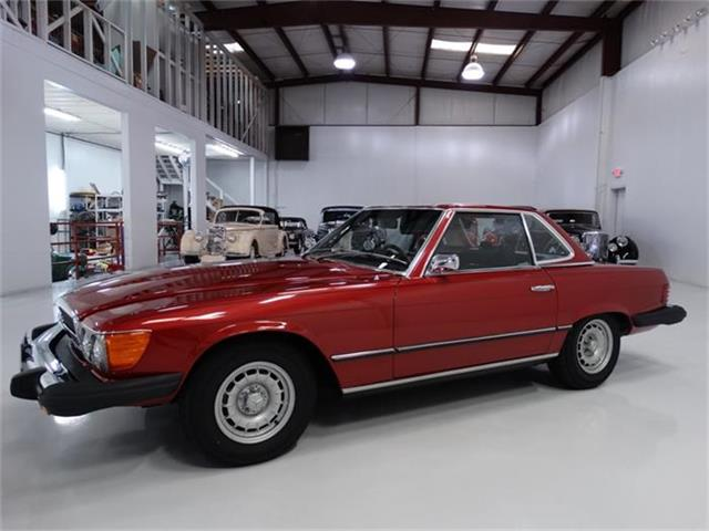 1974 Mercedes-Benz 450SL | 599676