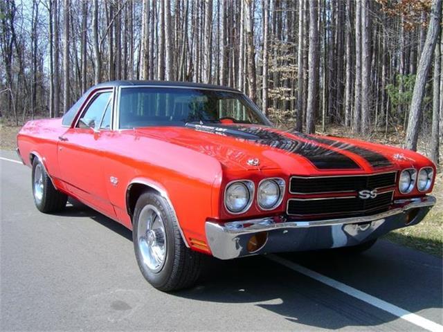 1970 Chevrolet El Camino SS | 599686