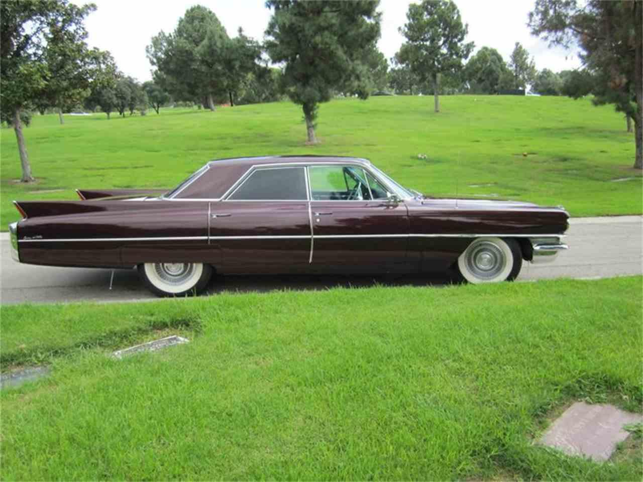 1963 Cadillac Sedan DeVille for Sale - CC-599867