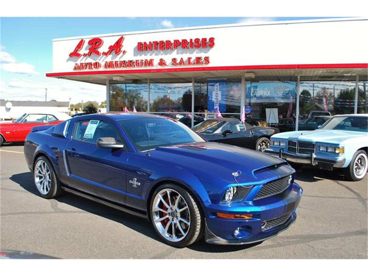 2008 ford mustang shelby gt500 for sale for Bristol motor mile dealerships