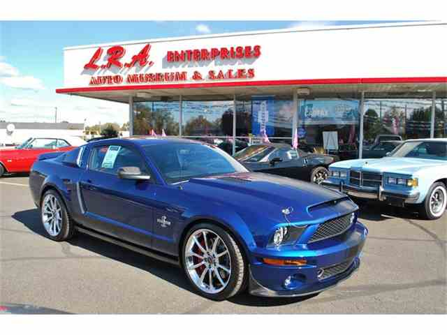 2008 Shelby GT500 | 599958