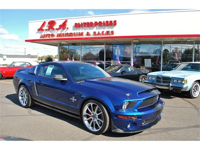 2008 Ford Mustang Shelby GT500 | 599958