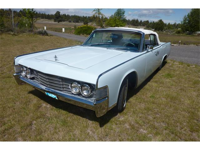 1963 to 1965 lincoln continental for sale on classiccars. Black Bedroom Furniture Sets. Home Design Ideas