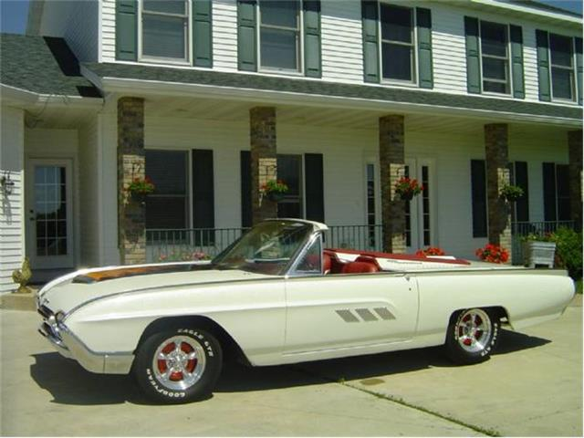 1963 Ford Thunderbird | 64326