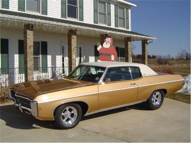 1969 Chevrolet Caprice | 64336