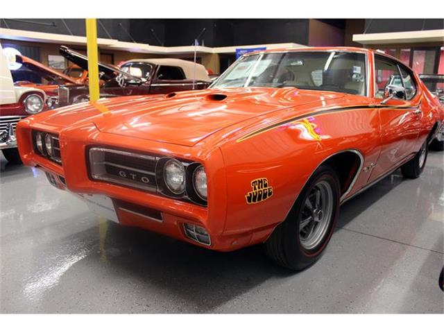1969 Pontiac GTO (The Judge) | 601186