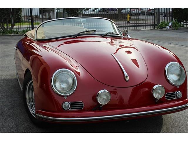 1957 Porsche 356 | 601187