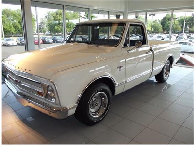 1967 Chevrolet C/K 1500 | 601744
