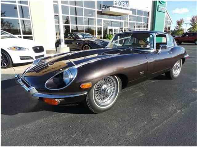 1971 Jaguar XKE | 601761