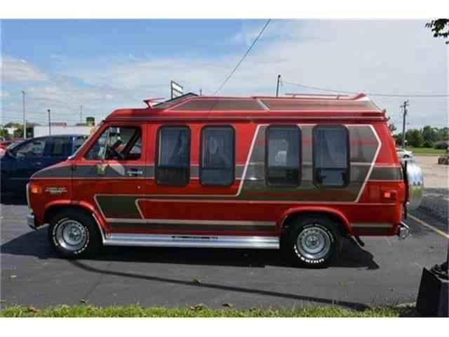 1984 Chevrolet Conversion Van | 601772