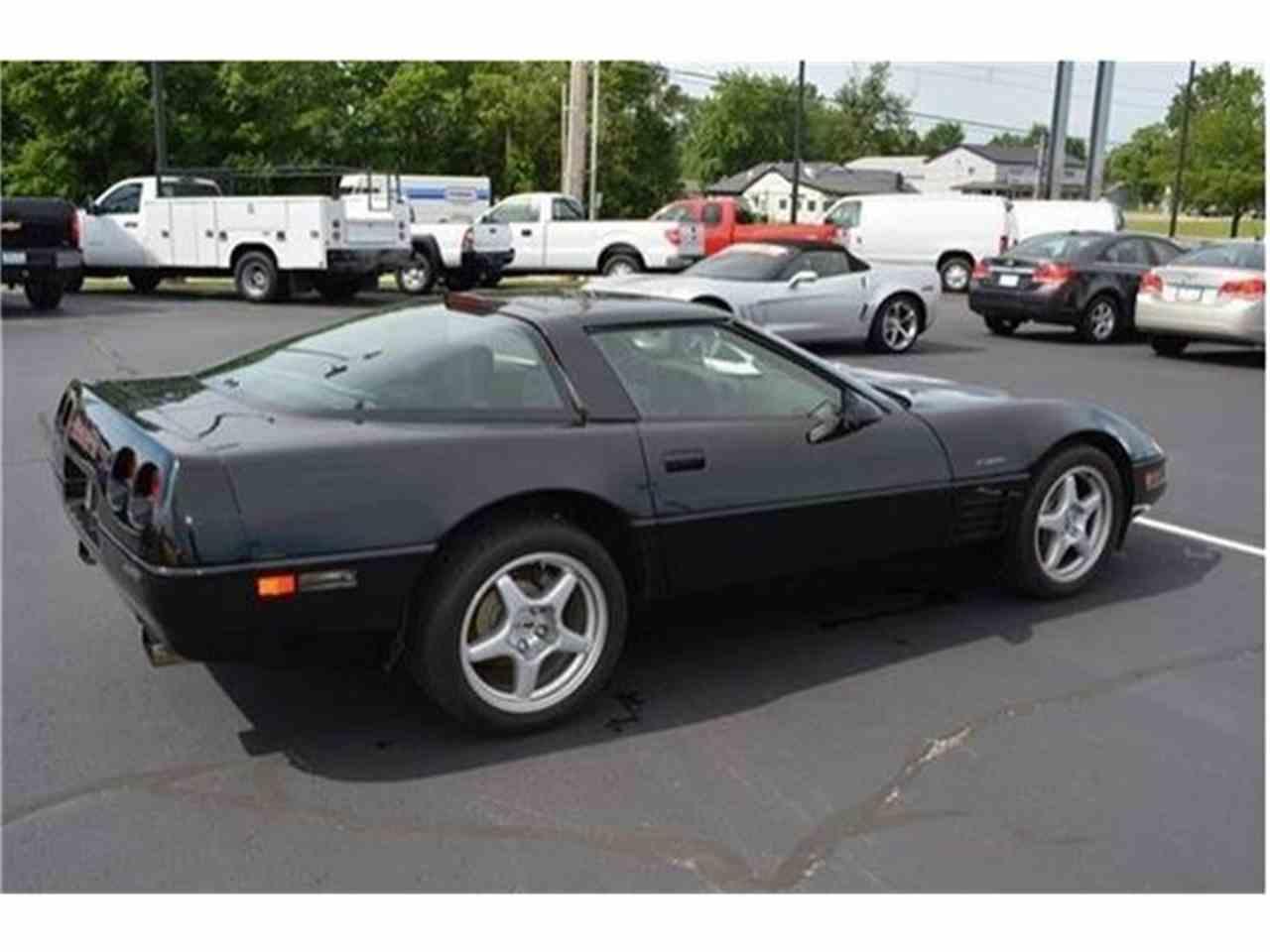1992 Chevrolet Corvette Zr1 For Sale Classiccars Com
