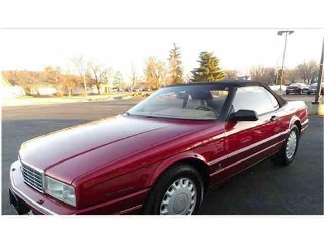 1993 Cadillac Allante | 601780