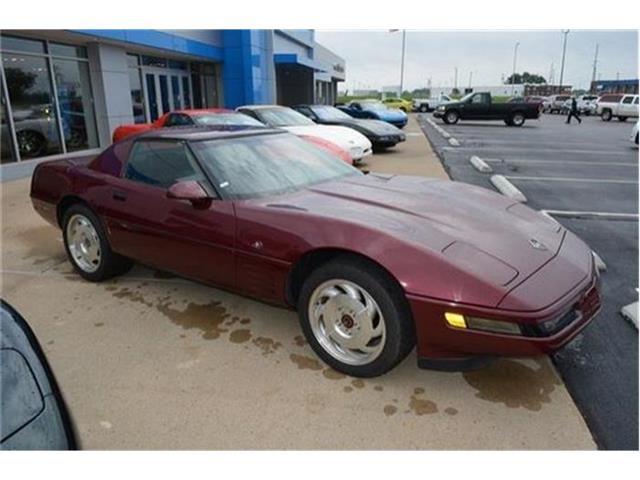 1993 Chevrolet Corvette | 601781