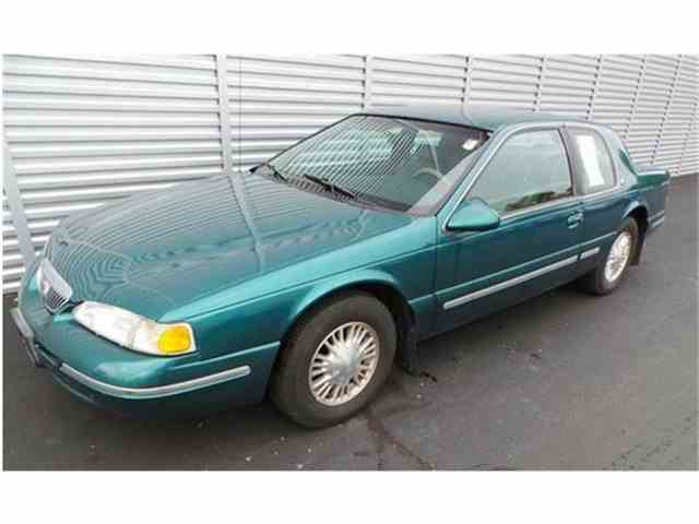 1997 Mercury Cougar XR7 | 601785