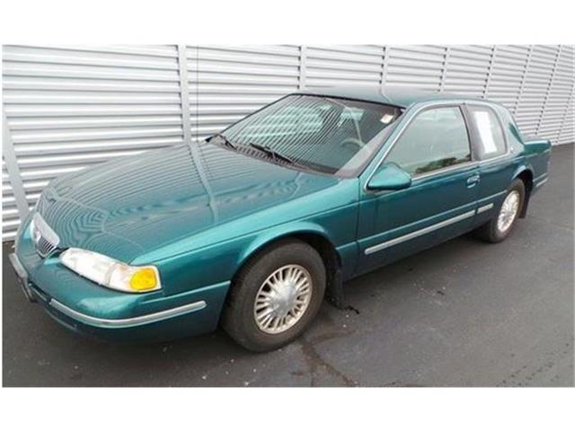 1997 Mercury Cougar XR7 | 601785