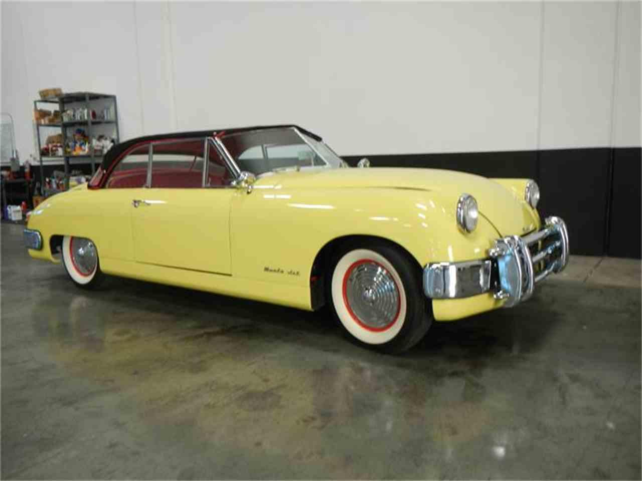 Classic Cars For Sale California Usa: 1953 Muntz Jet For Sale
