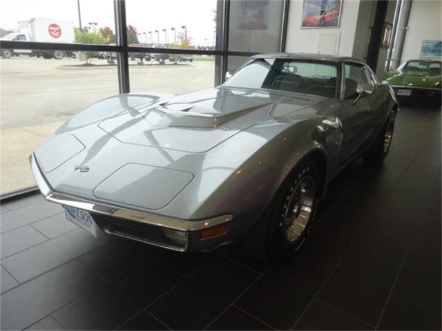 1971 Chevrolet Corvette | 602215