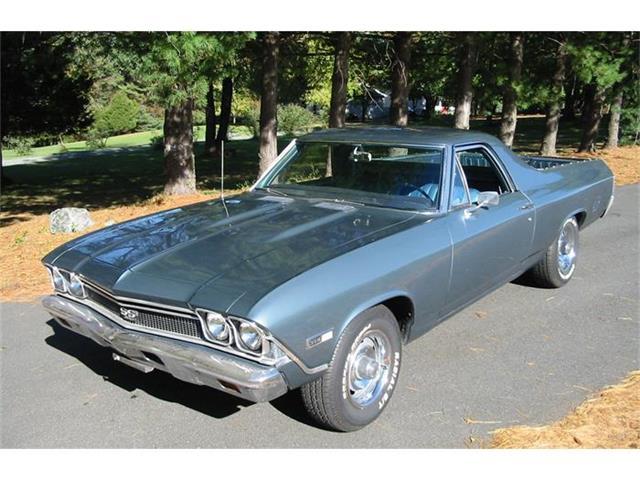 1968 Chevrolet El Camino SS | 602240