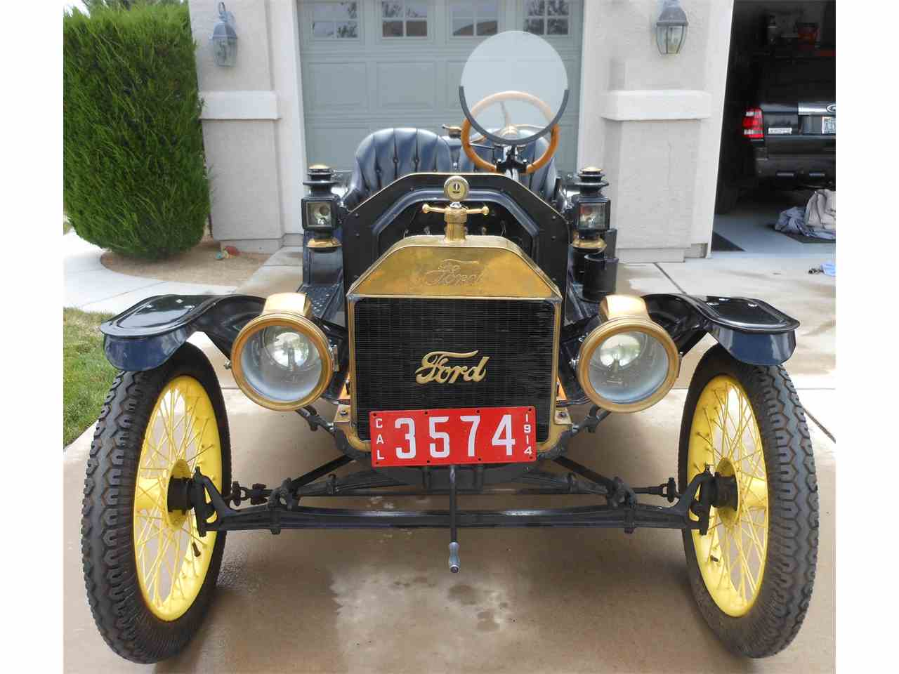 1914 ford speedster for sale cc 602244. Black Bedroom Furniture Sets. Home Design Ideas