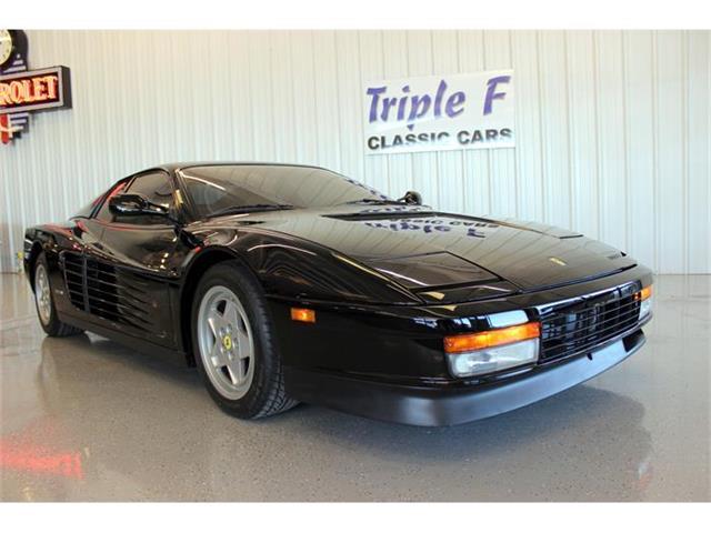 1990 Ferrari Testarossa | 602688