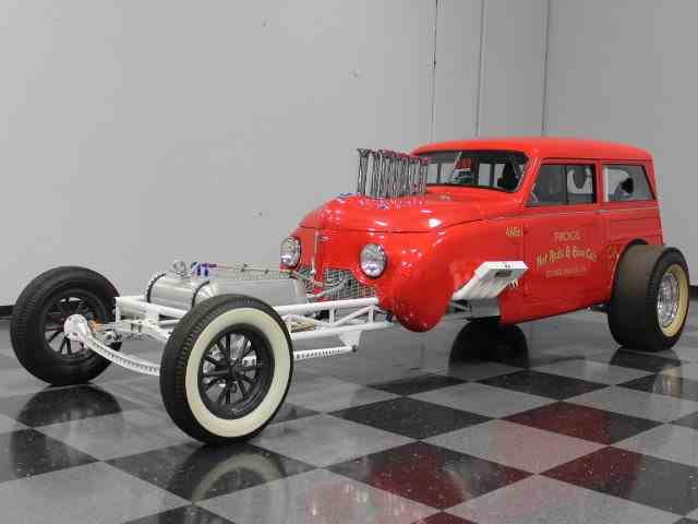 1948 Crosley Hot Rod C/A Altered | 600293