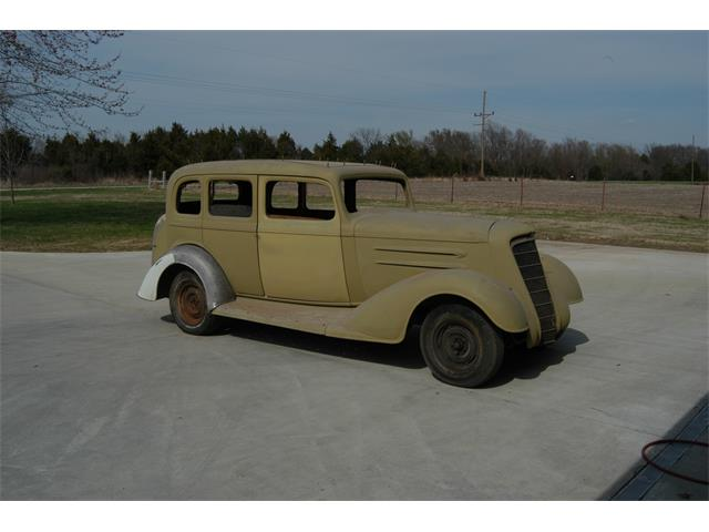 1934 Oldsmobile 4-Dr Sedan | 602990