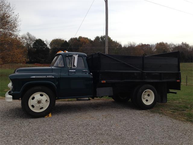 1956 Chevrolet Dump Truck | 602996