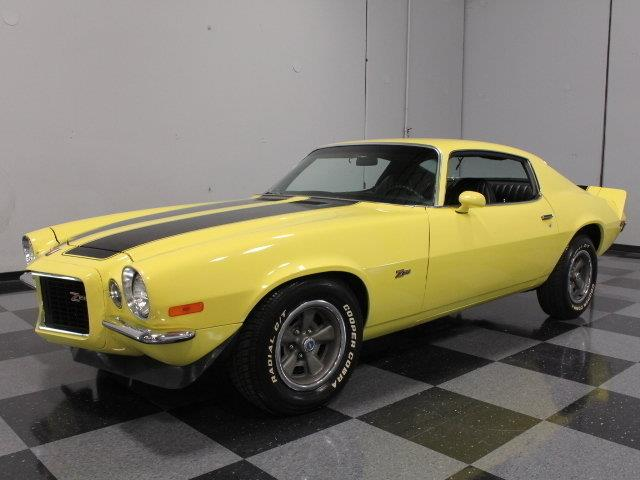 1973 Chevrolet Camaro RS Z28 | 600300