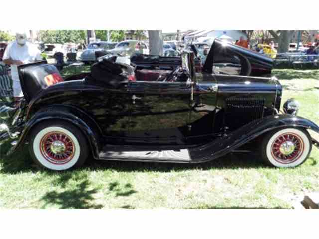 1932 Ford Cabriolet | 603024