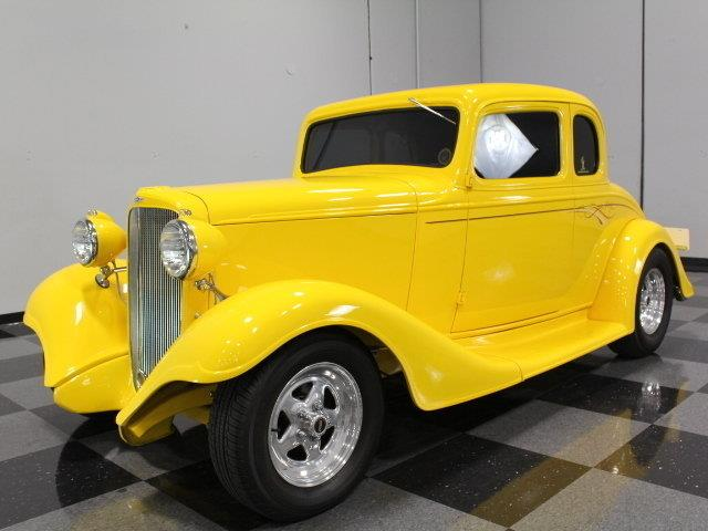 1933 Chevrolet 5-Window Coupe | 600312