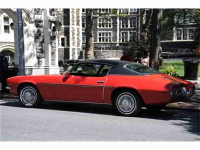 1971 Chevrolet Camaro RS/SS   603249