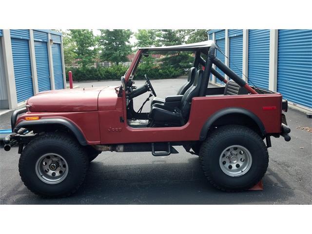 1980 Jeep CJ7 | 603250