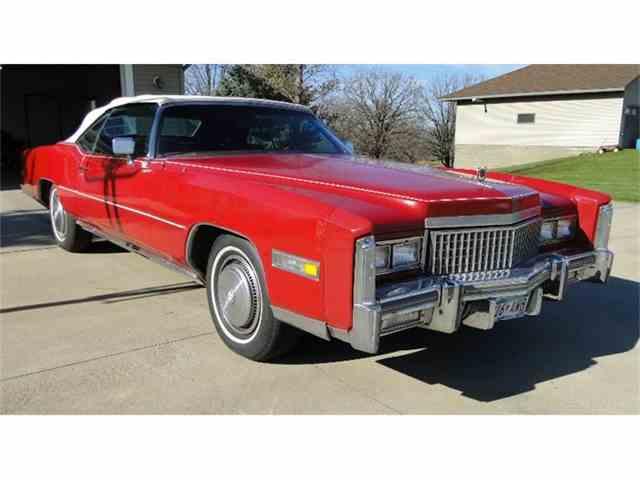 1975 Cadillac Eldorado | 603256