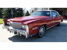 1975 Cadillac Eldorado for Sale - CC-603256