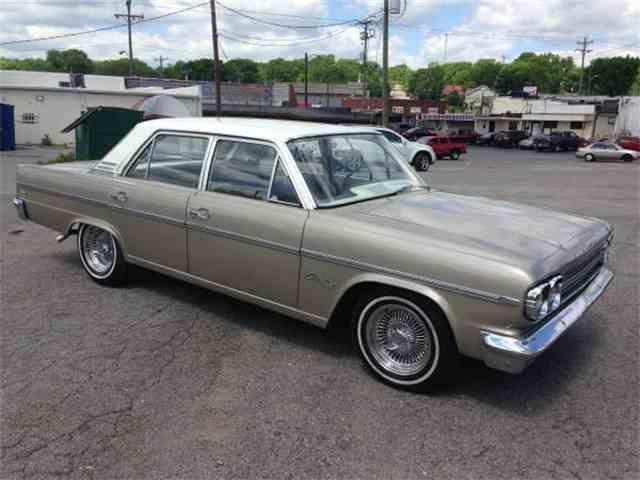 1966 AMC Rambler Classic | 603349